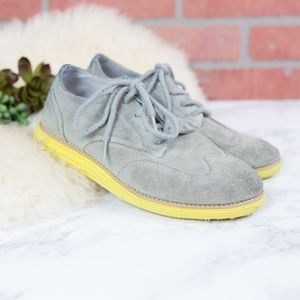 Cole Haan Grand.Os Oxford Gray